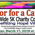 color for a cause 18
