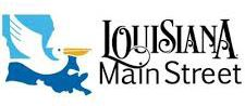 louisiana main street logo
