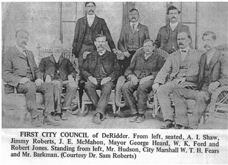 1st City Council