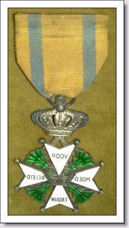 Knight of William Medal
