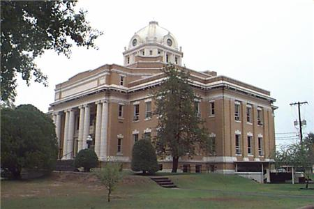 Present Day Courthouse