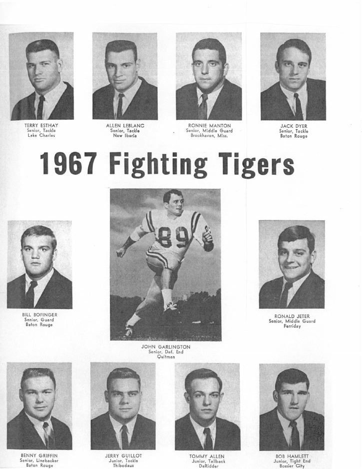 1967 Fighting Tigers