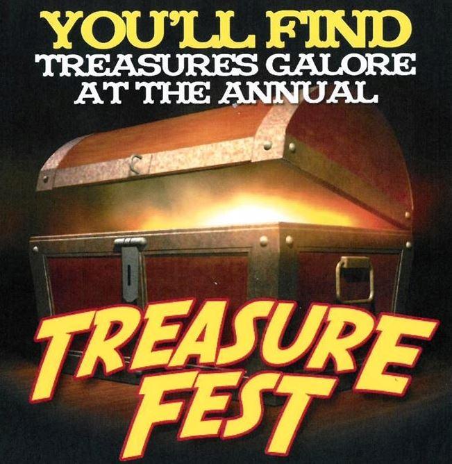 Treasure Fest 2018