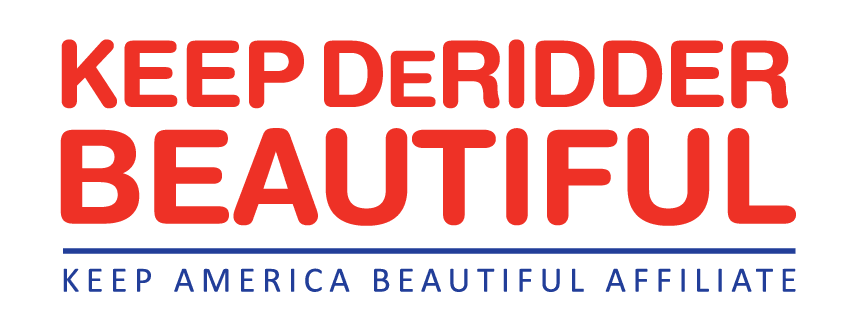 Keep DeRidder Beautiful Logo