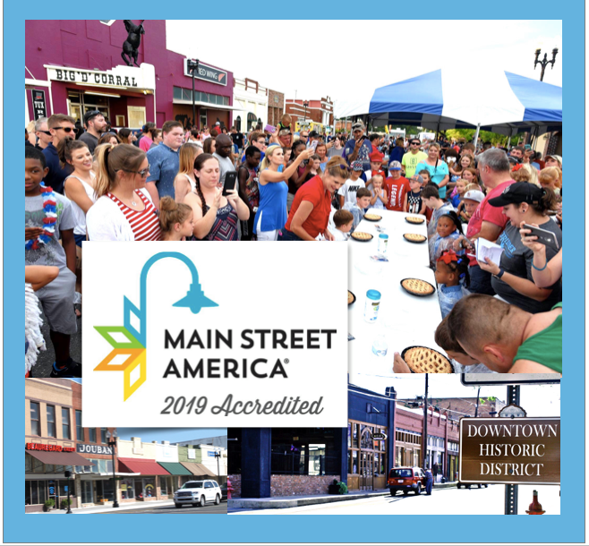 main street accredited 2019