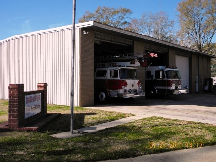 West Side Fire Station