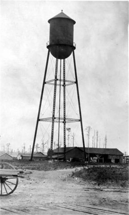Carson Water Tower