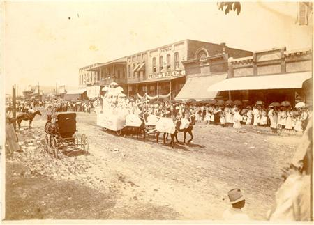 Parade Early 1900s