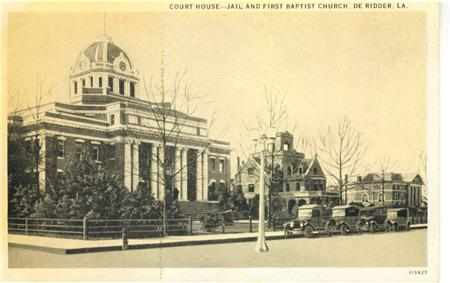 Courthouse and Jail